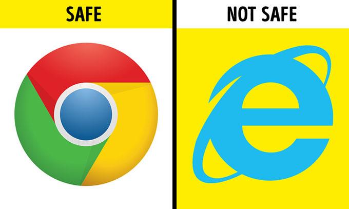 تطبيقات اندرويد خطيرة : متصفحات المواقع