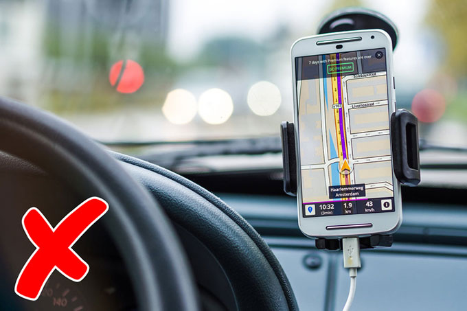 GPS Android Application