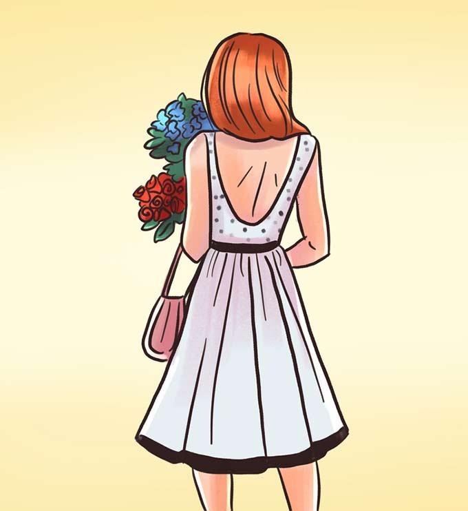 الفتاة الثالثة