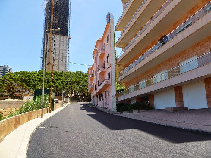 أضيق منزل في بيروت