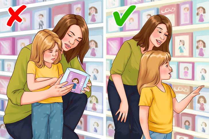 تربية الاطفال : اسمح لطفلك بالاختيار
