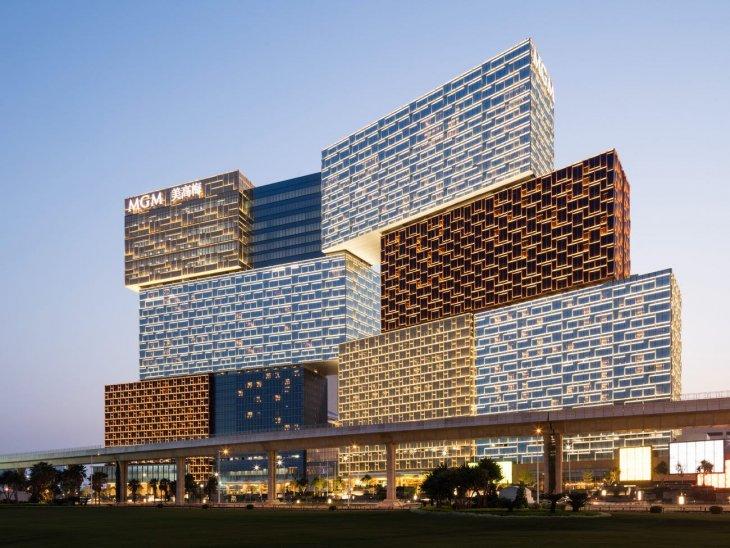 MGM Macau - ماكاو, الصين