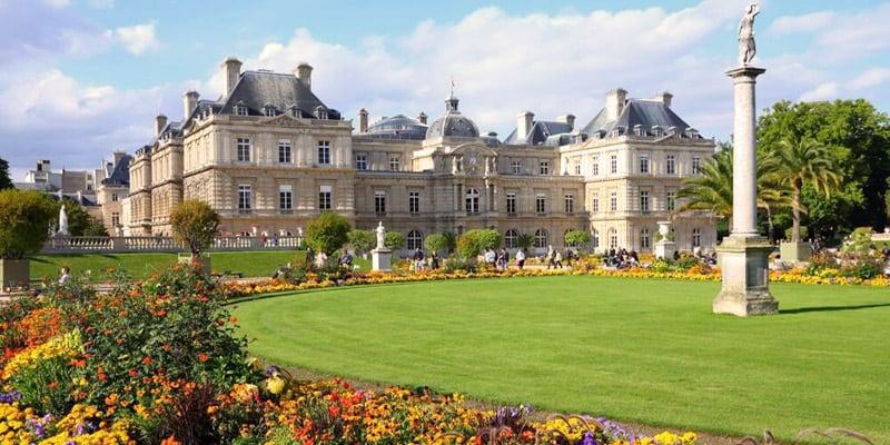 حدائق لوكسمبورغ : مناطق سياحية في باريس