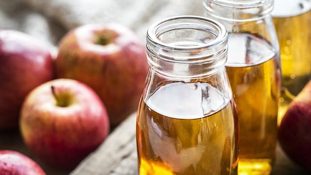 خل التفاح للتخلص من دهون البطن