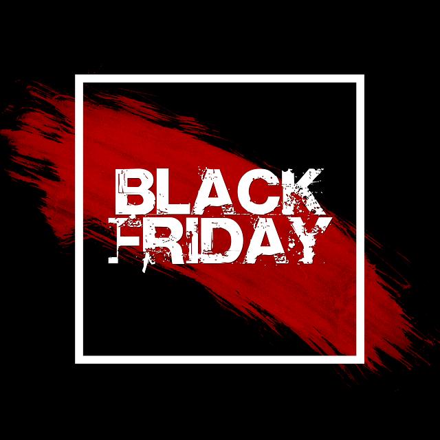 بلاك فرايدي Black Friday