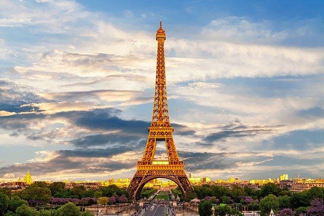 برج إيفل : مناطق سياحية في باريس