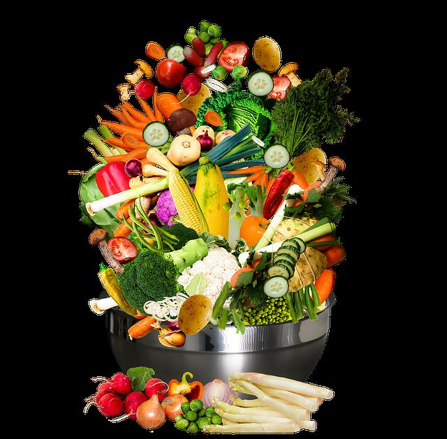 الفرق بين الأغذية الطبيعية والمصنعة