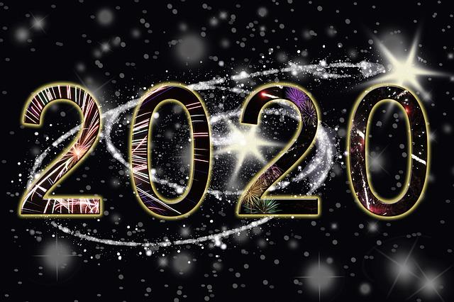 السنة الميلادية 2020