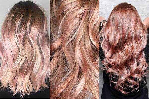 ألوان الشعر الدارجة لسنة 2020