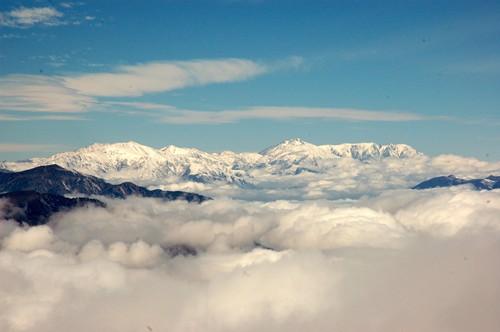 أعلى القمم الجبلية