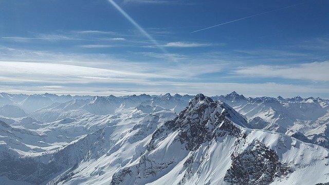 أعلى القمم الجبلية في العالم