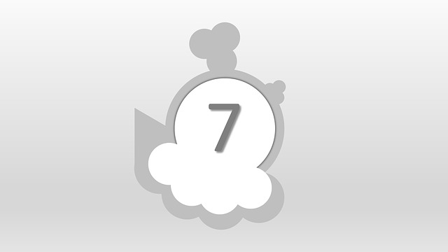 اسرار الرقم سبعة