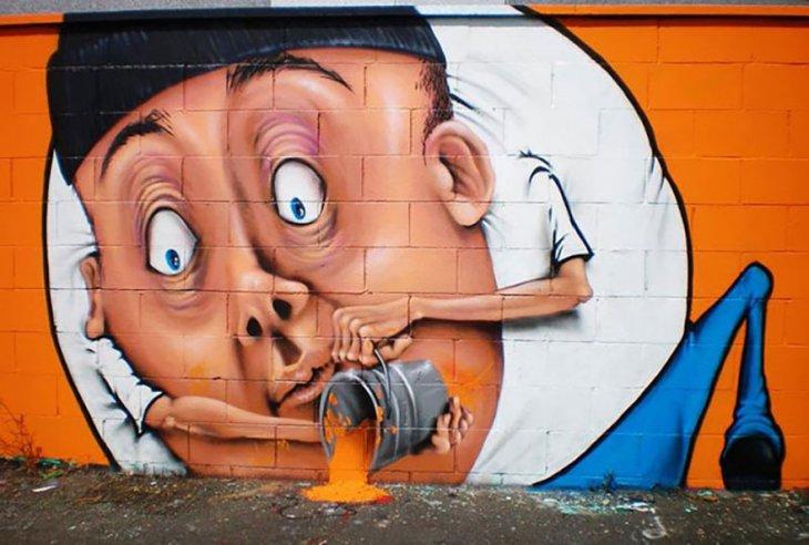 فن الشارع 2020