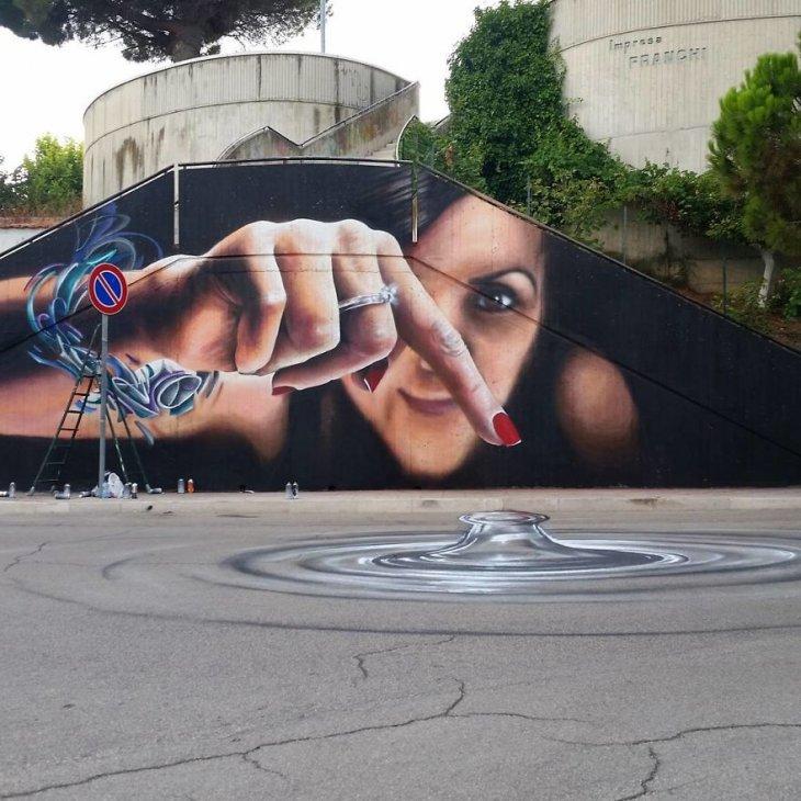 صور من فن الشوارع
