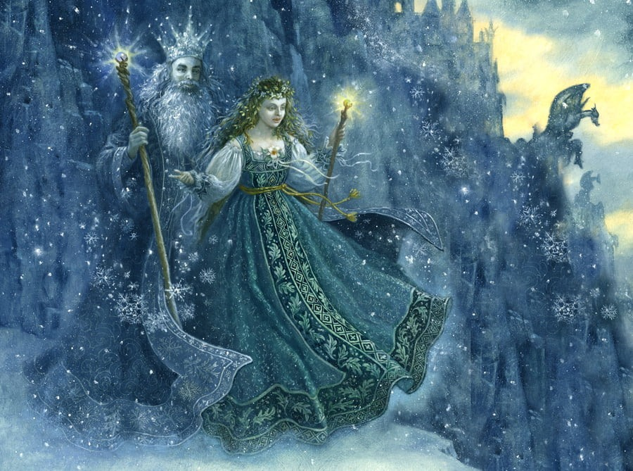 صور أميرة الثلج 2020