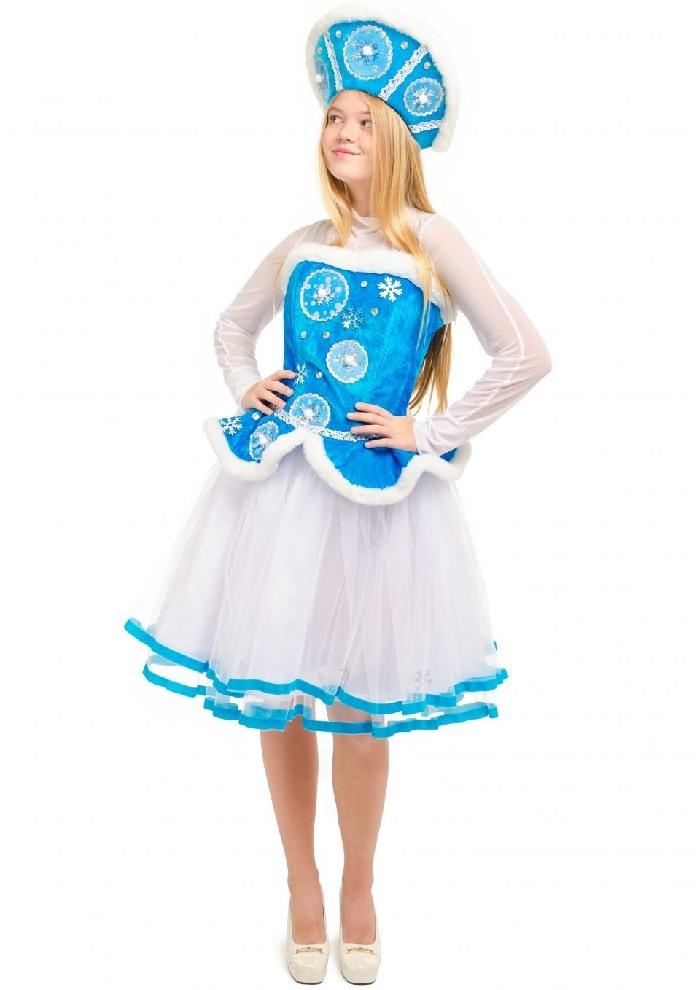 بدلة أميرة الثلج