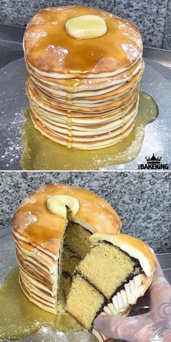 أشكال الكعك الأكثر غرابة في العالم