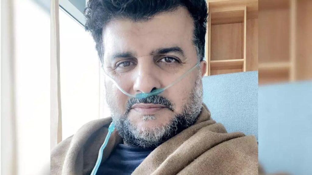 وفاة مشاري البلام بفيروس كورونا